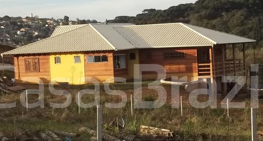 Casa pré fabricada Bom Pastor