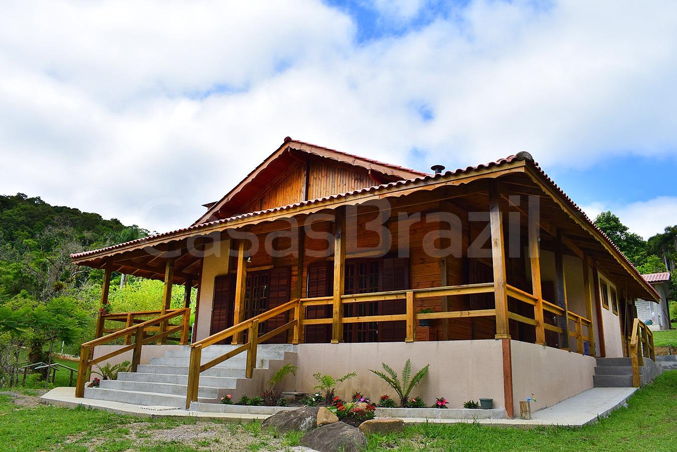 Casa pré fabricada valaski