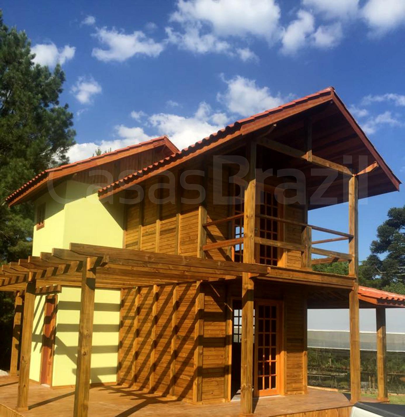 Casas pré fabricadas - Amarílis