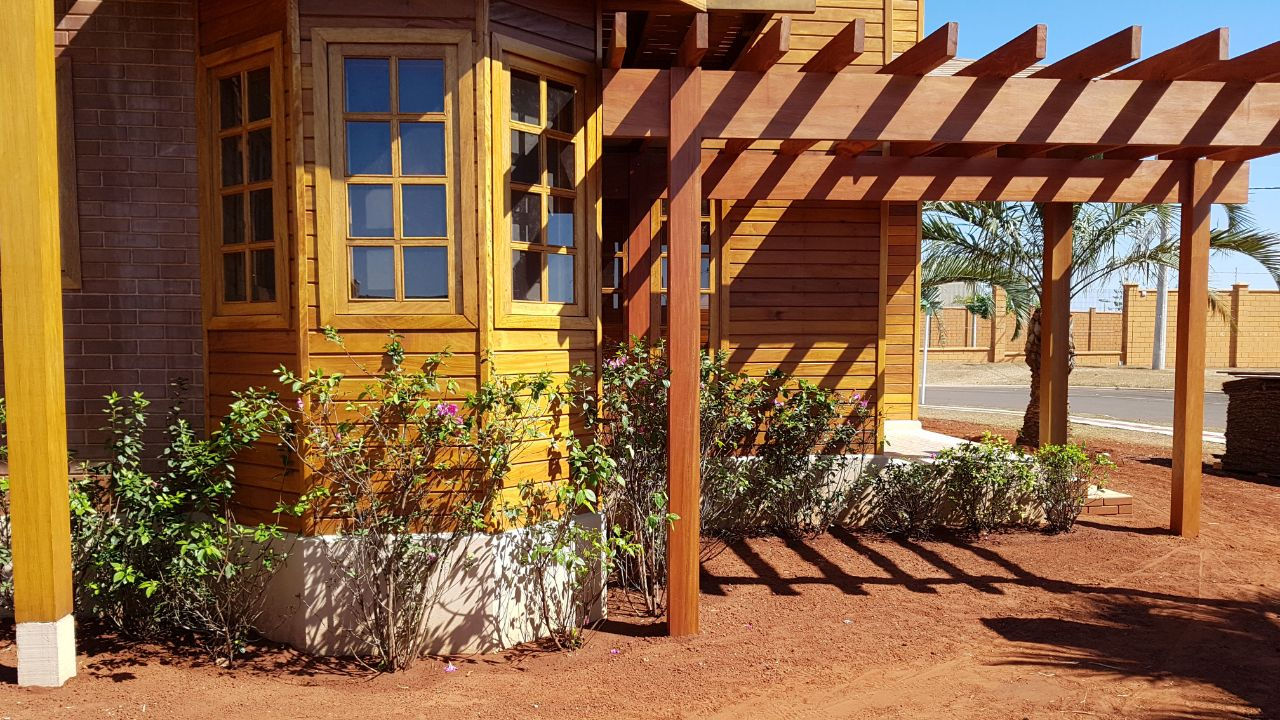 Casa pré fabricada Ibis