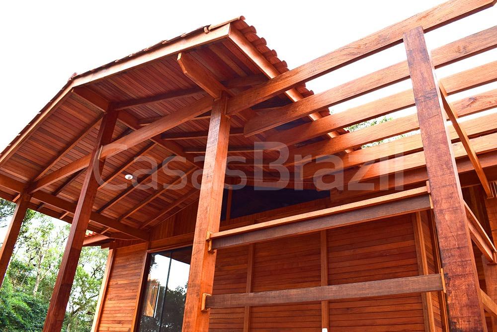 Casa pré fabricada tiguan