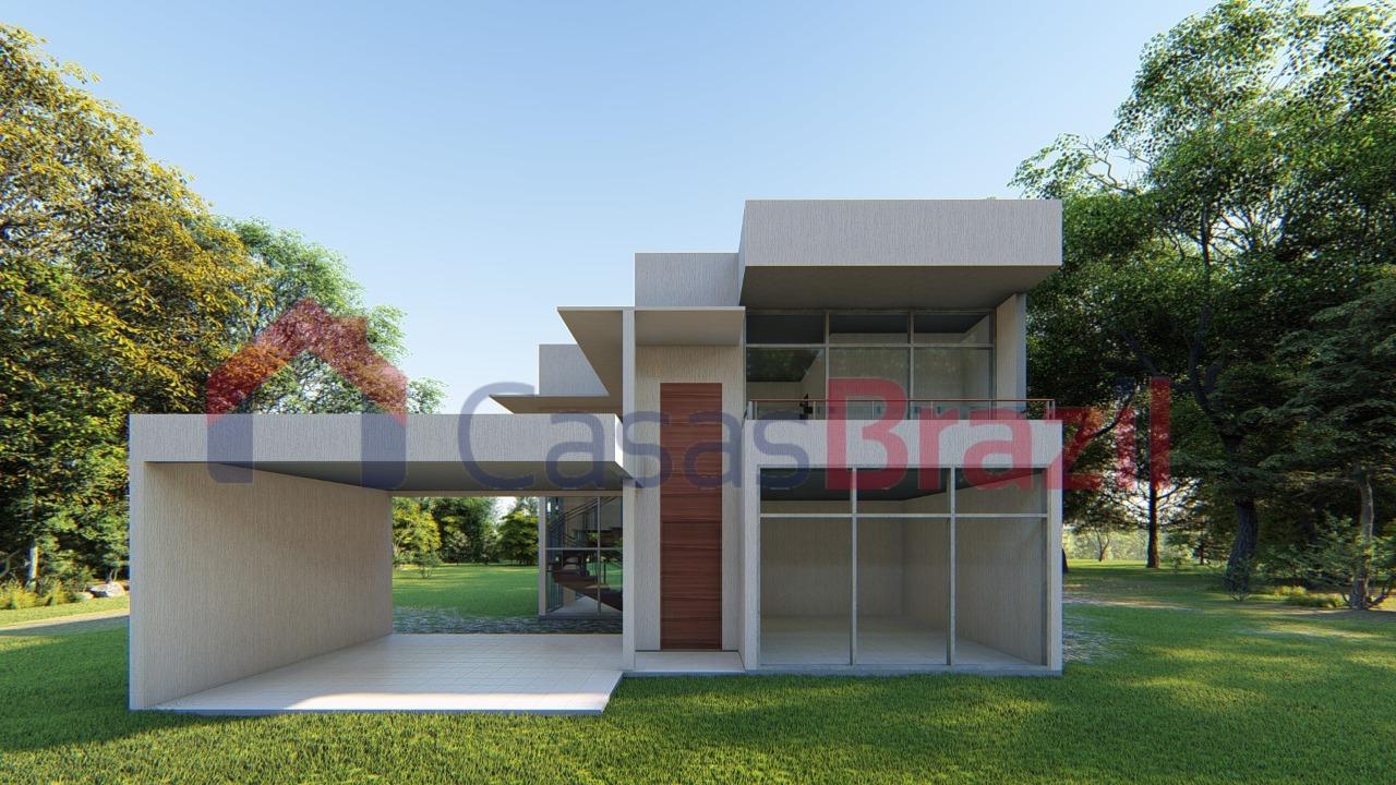 sobrado construção em alvenaria casas brazil